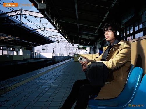 Au wallpaper matsumoto1024